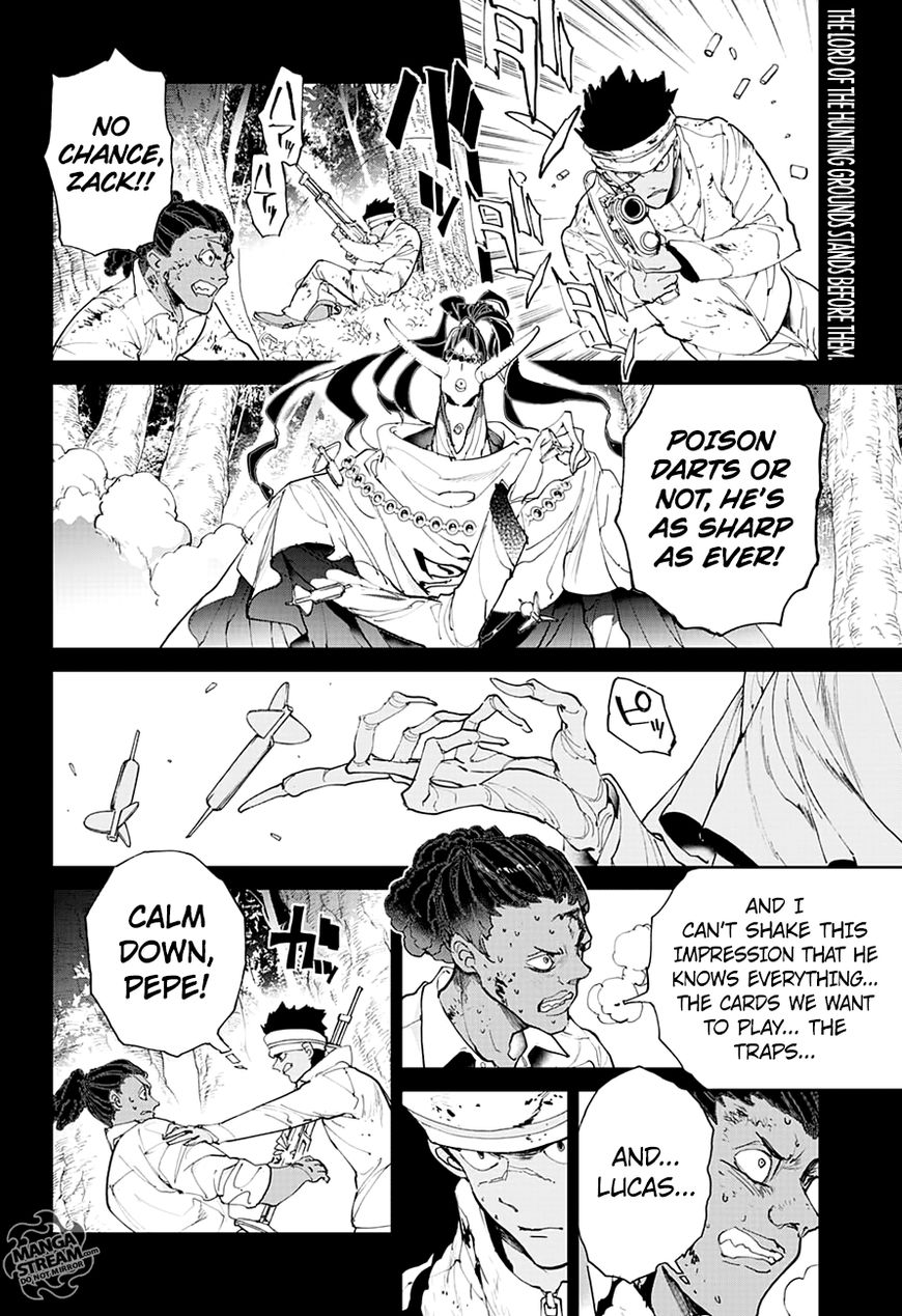 Yakusoku No Neverland Chapter 84  Online Free Manga Read Image 3