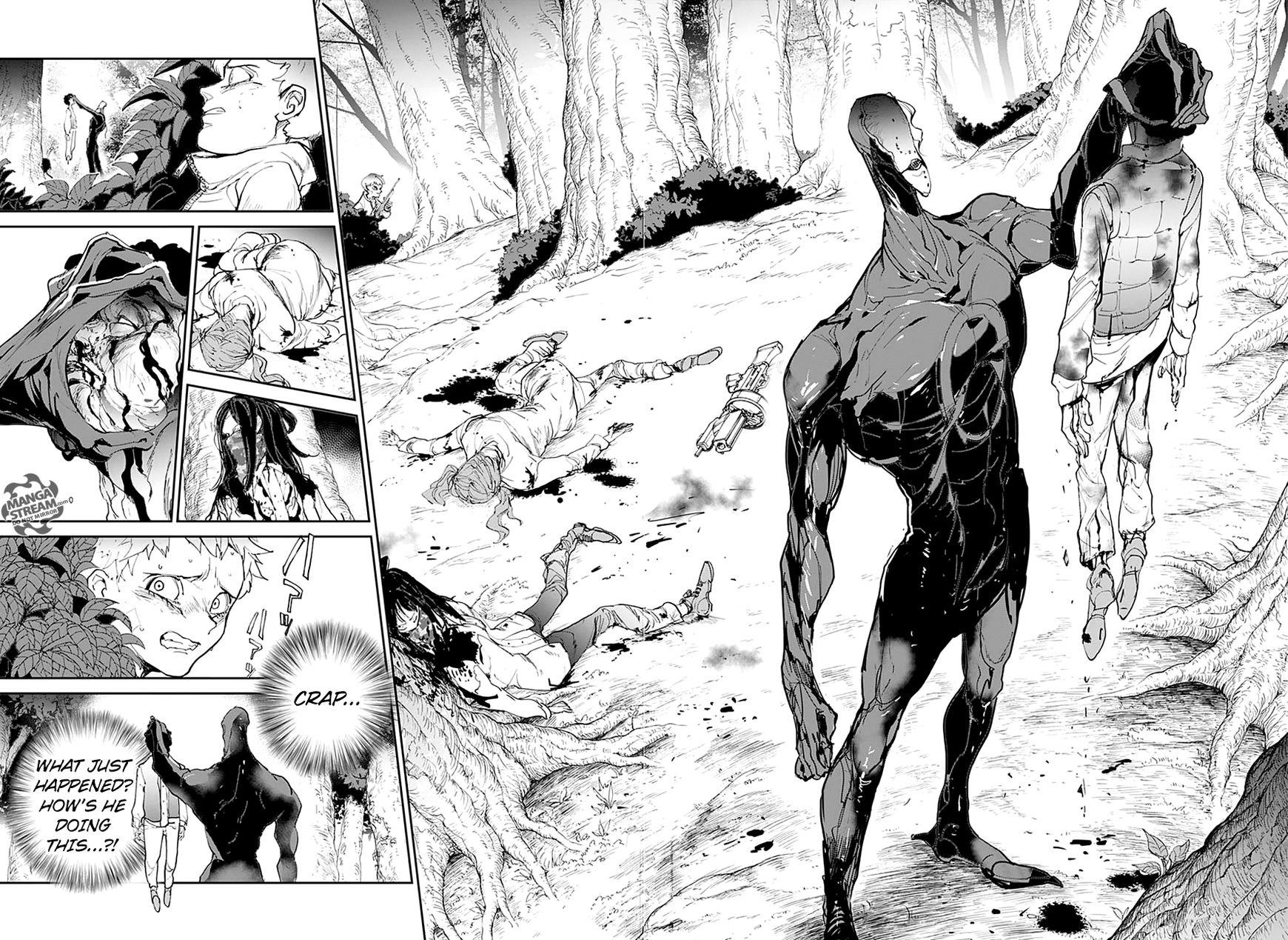 Yakusoku No Neverland Chapter 85  Online Free Manga Read Image 13