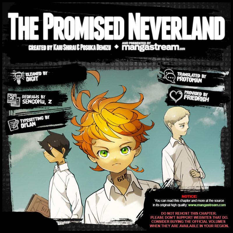 Yakusoku No Neverland Chapter 85  Online Free Manga Read Image 2