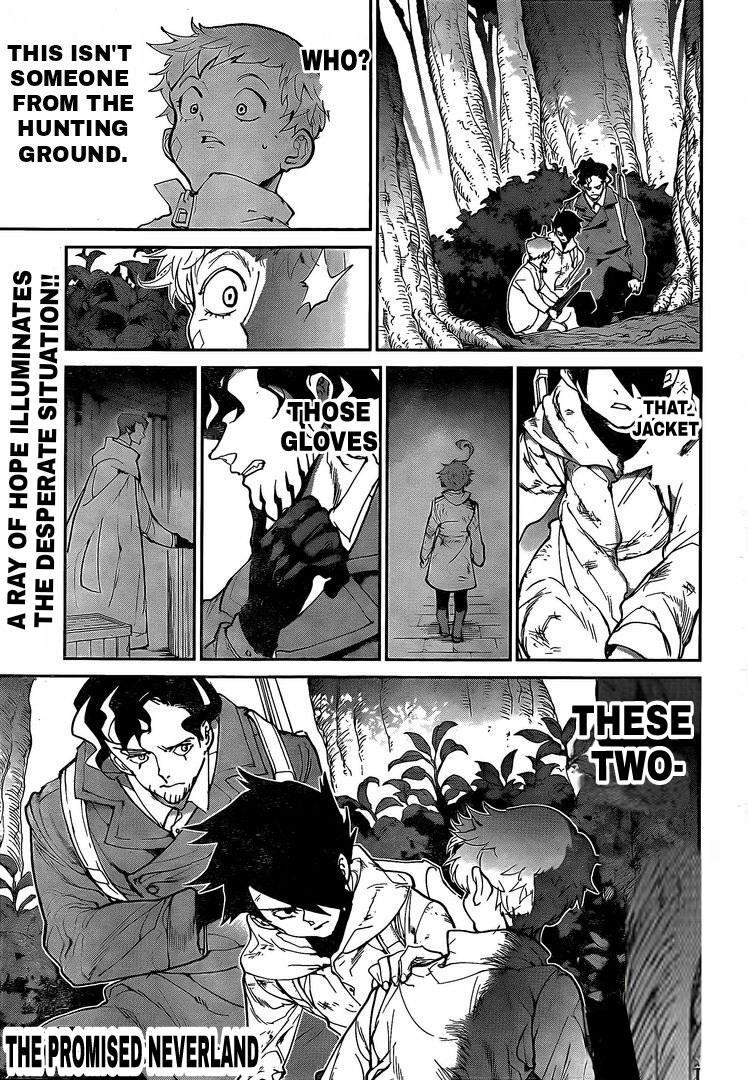 Yakusoku No Neverland Chapter 86  Online Free Manga Read Image 1