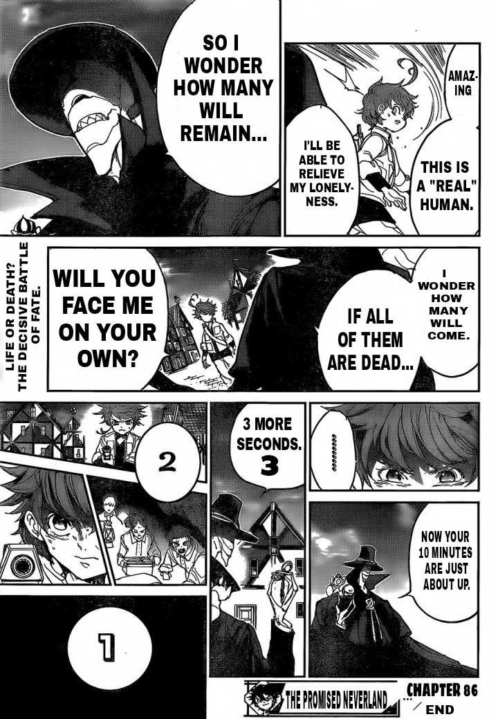 Yakusoku No Neverland Chapter 86  Online Free Manga Read Image 19