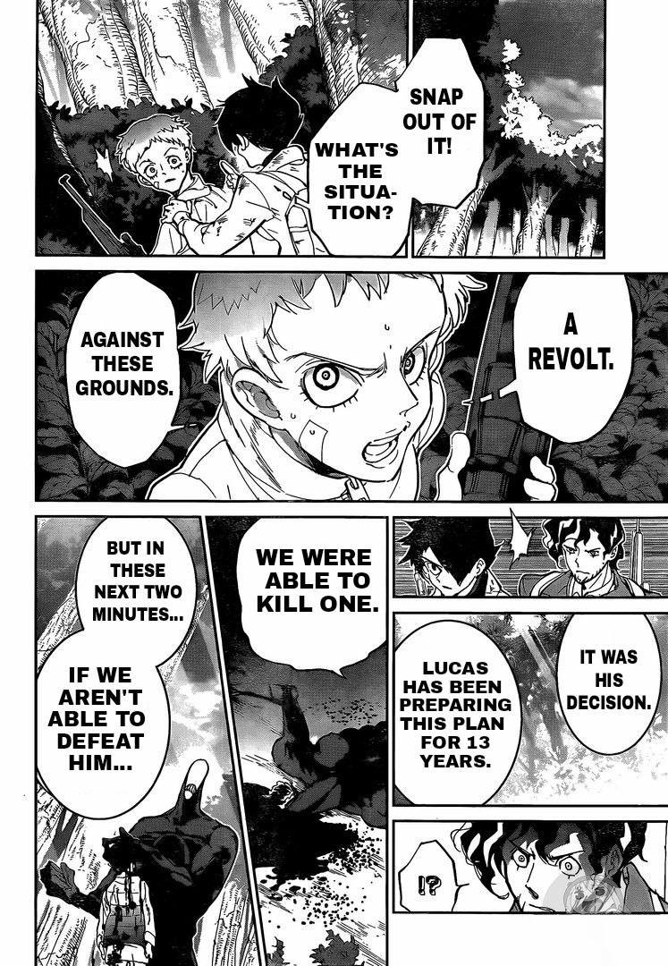 Yakusoku No Neverland Chapter 86  Online Free Manga Read Image 4