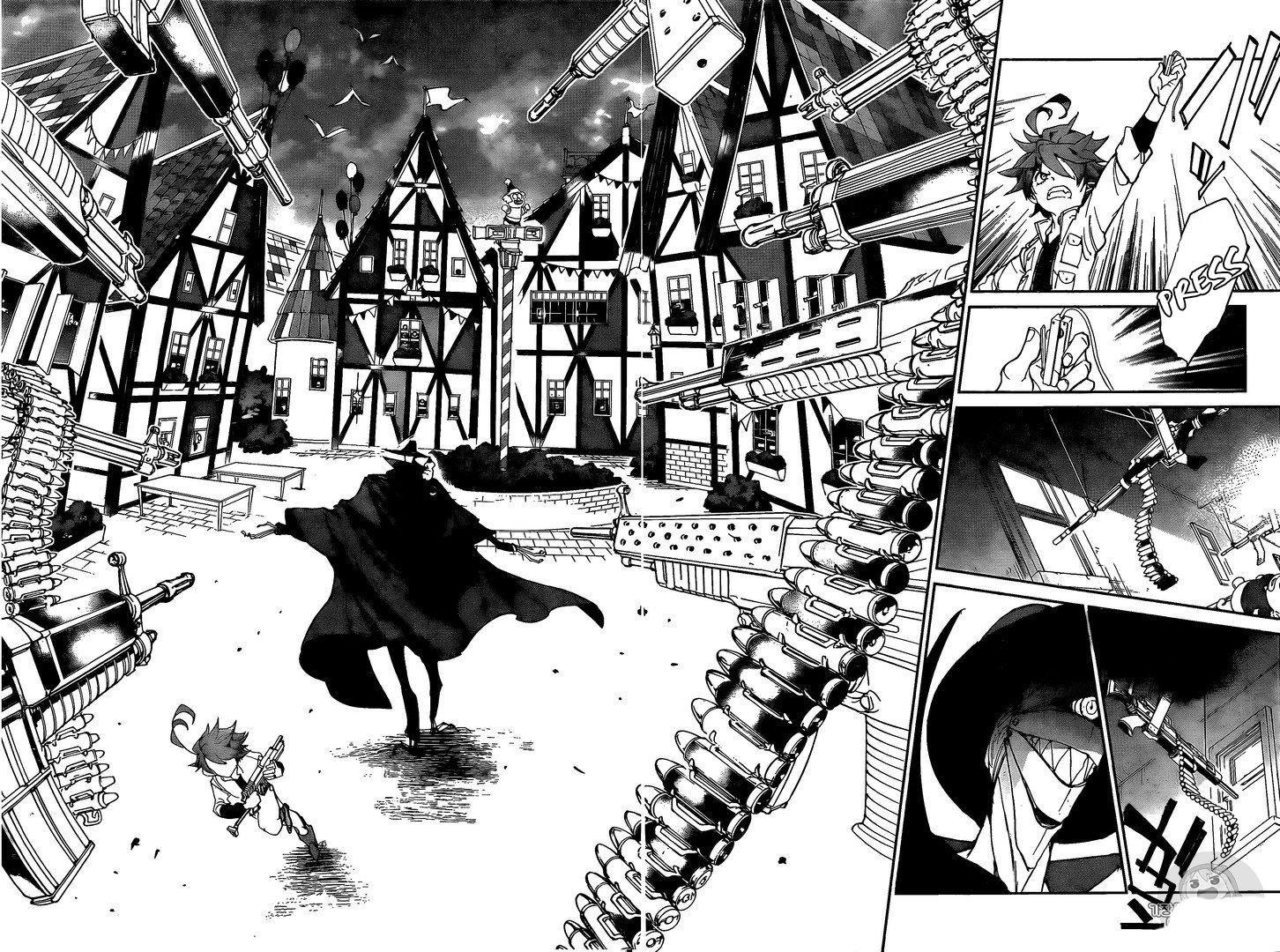 Yakusoku No Neverland Chapter 87  Online Free Manga Read Image 13