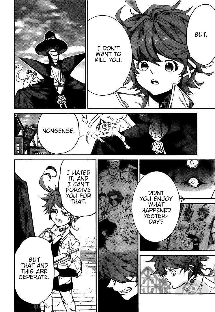 Yakusoku No Neverland Chapter 87  Online Free Manga Read Image 9