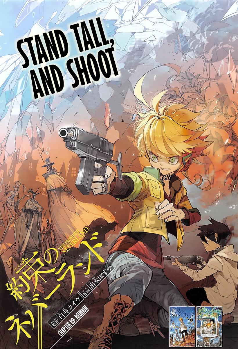 Yakusoku No Neverland Chapter 89  Online Free Manga Read Image 2