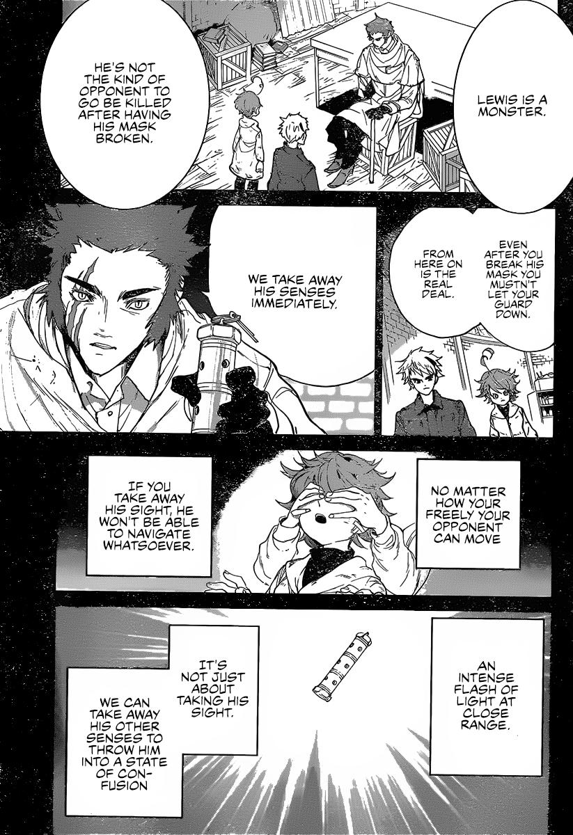 Yakusoku No Neverland Chapter 89  Online Free Manga Read Image 8
