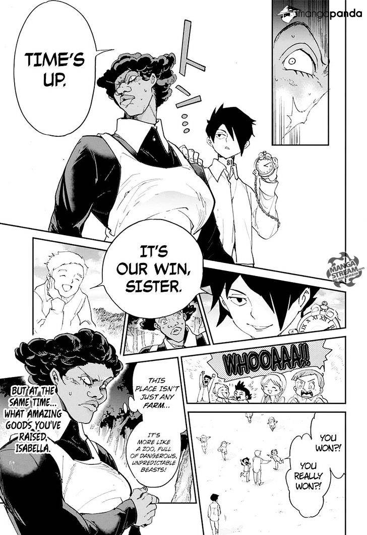 Yakusoku No Neverland Chapter 9  Online Free Manga Read Image 17