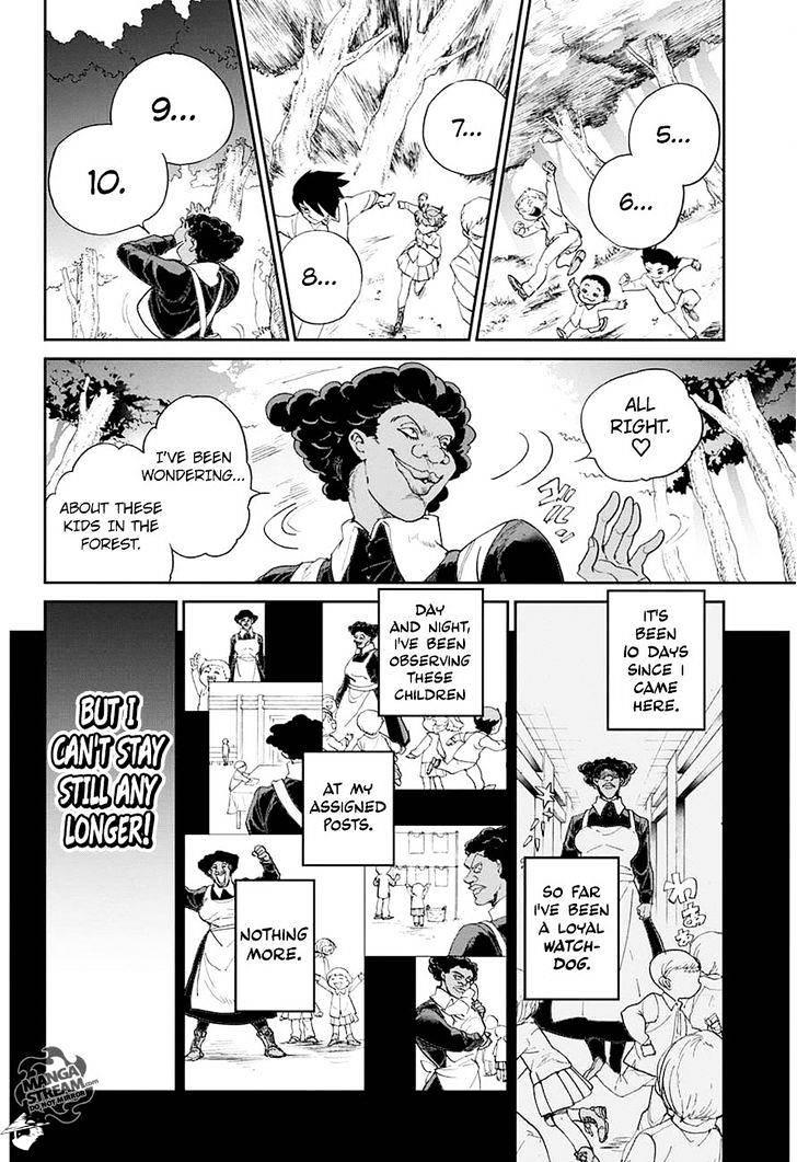 Yakusoku No Neverland Chapter 9  Online Free Manga Read Image 4