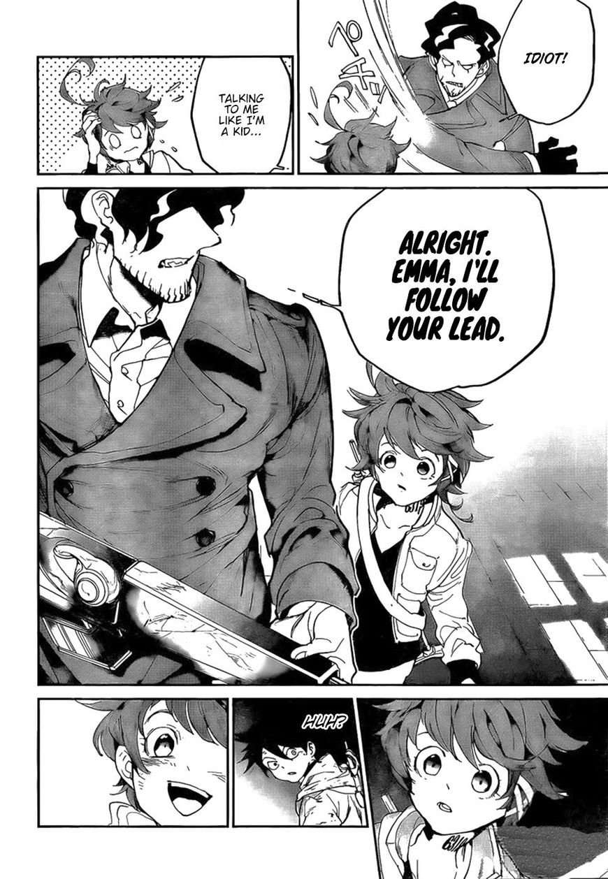 Yakusoku No Neverland Chapter 90  Online Free Manga Read Image 12