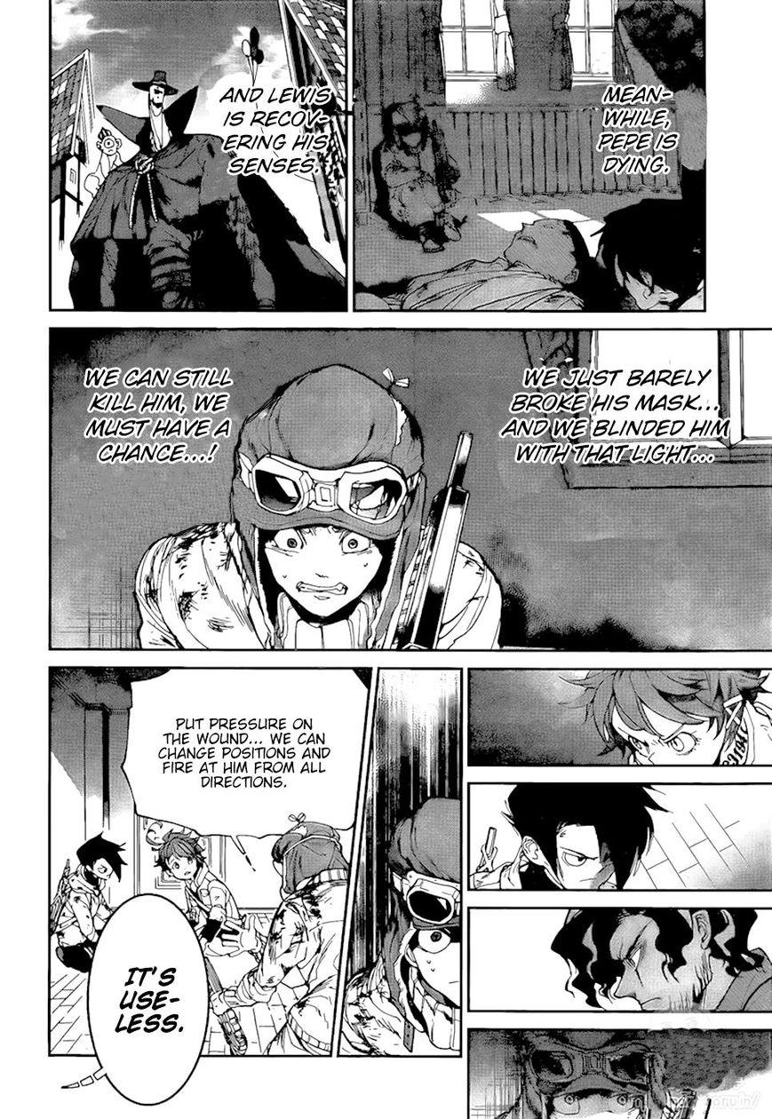 Yakusoku No Neverland Chapter 90  Online Free Manga Read Image 4