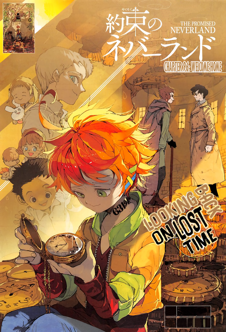 Yakusoku No Neverland Chapter 96  Online Free Manga Read Image 2