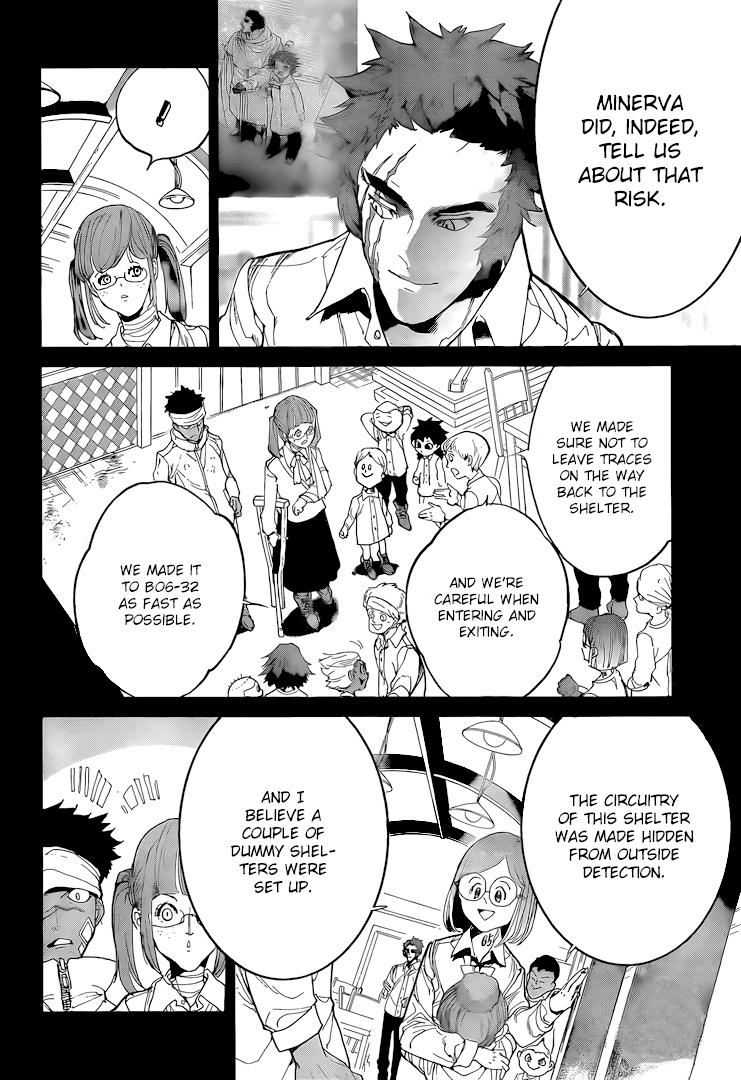 Yakusoku No Neverland Chapter 98  Online Free Manga Read Image 13