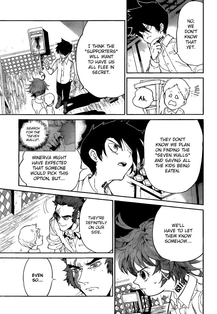 Yakusoku No Neverland Chapter 99  Online Free Manga Read Image 4