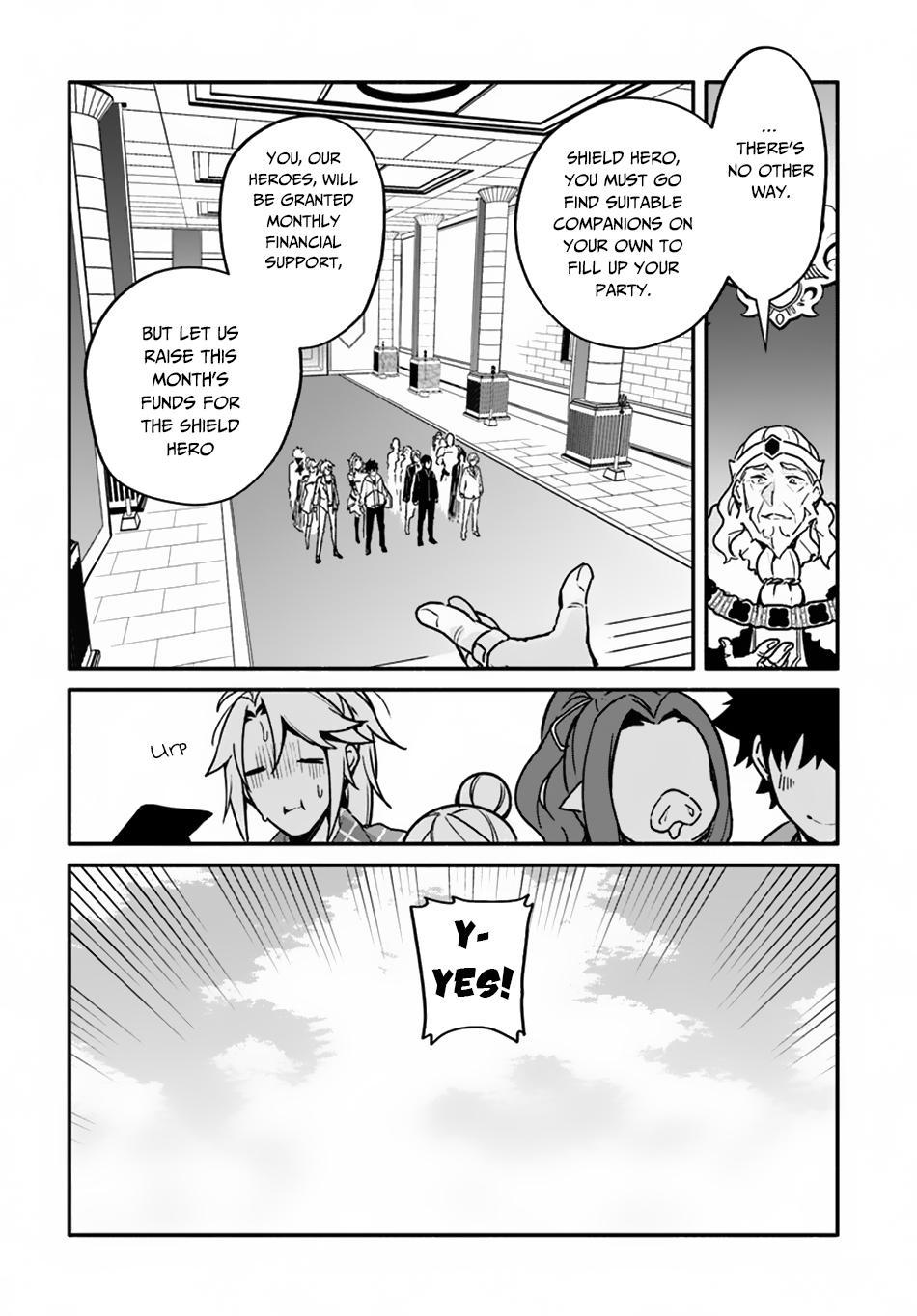 Yari No Yuusha No Yarinaoshi Chapter 22  Online Free Manga Read Image 13