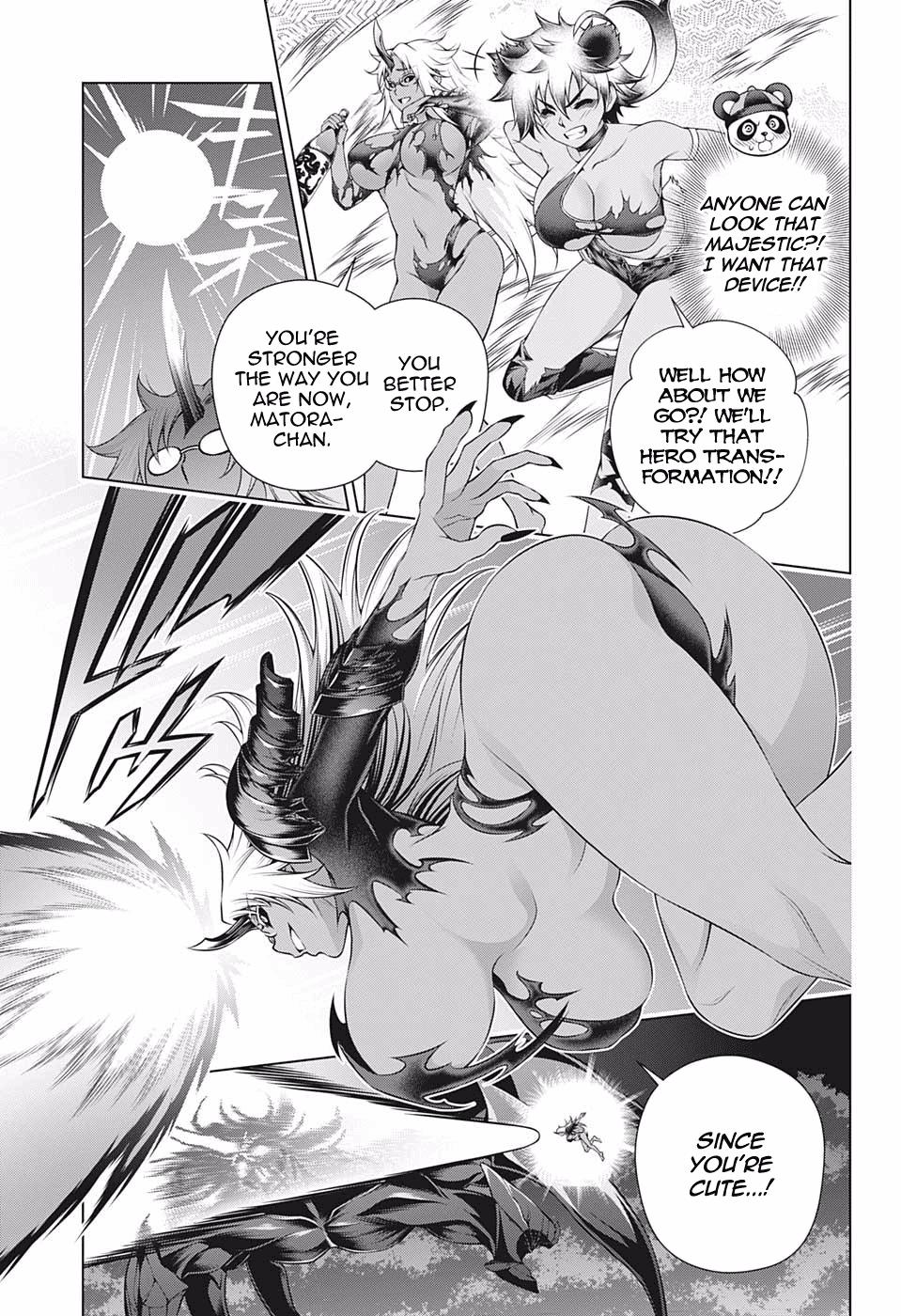 YuragiSou No YuunaSan Chapter 200  Online Free Manga Read Image 5