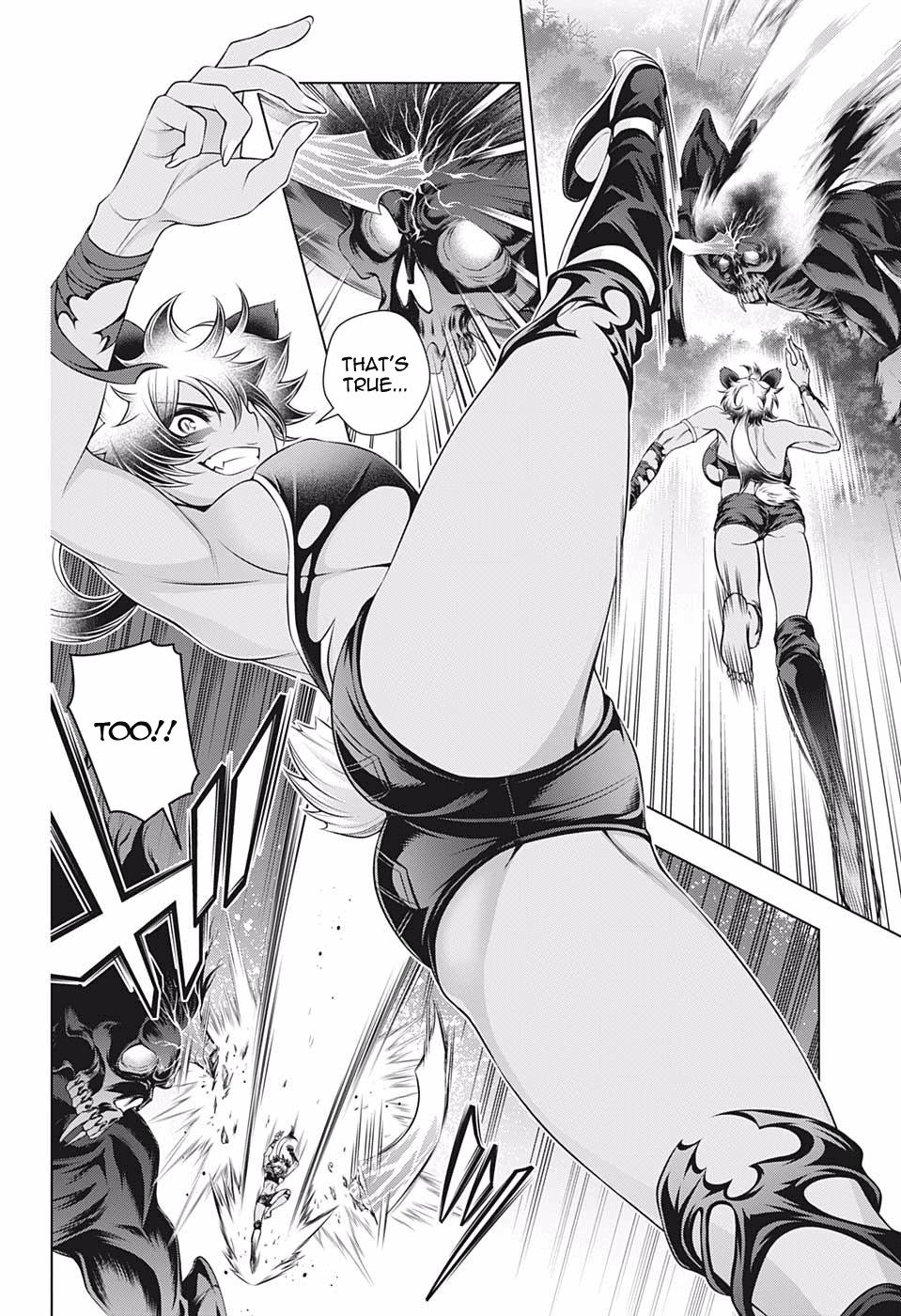 YuragiSou No YuunaSan Chapter 200  Online Free Manga Read Image 6