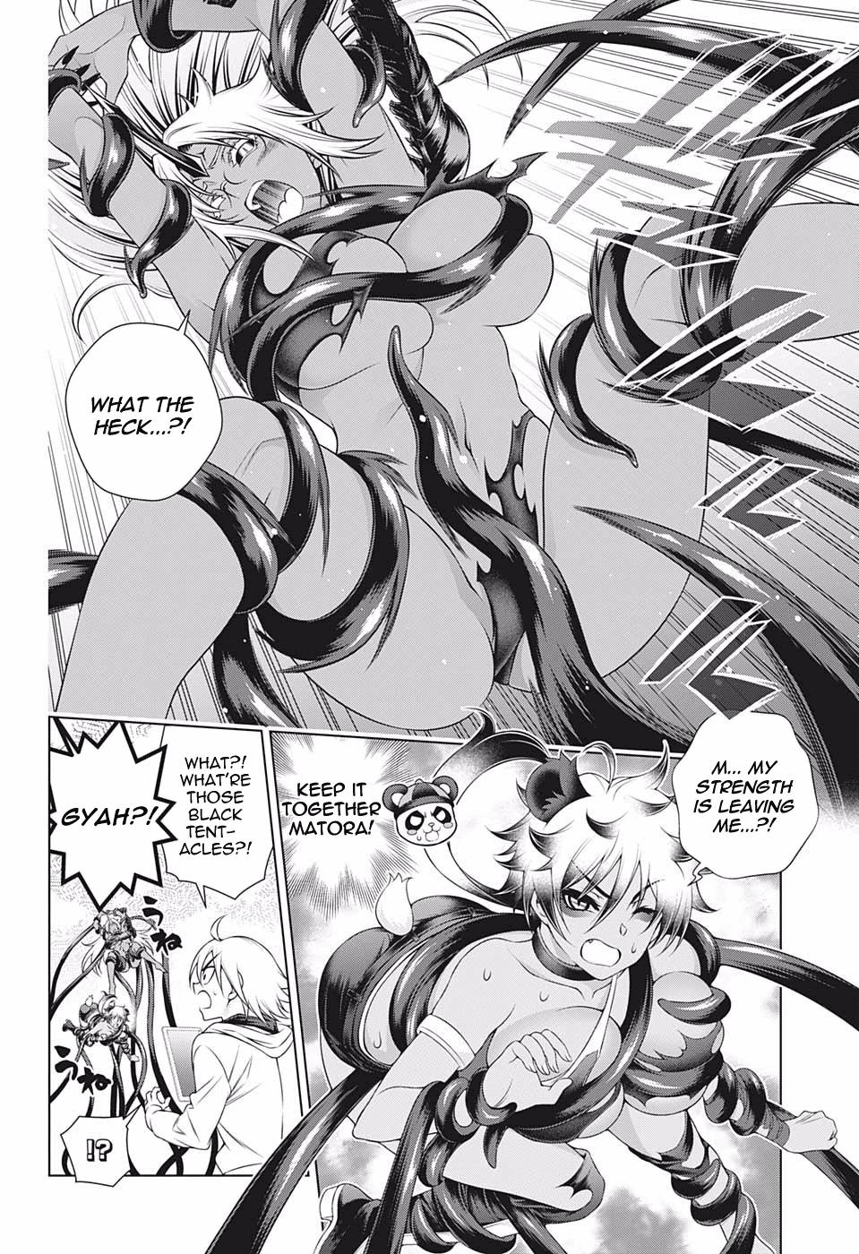 YuragiSou No YuunaSan Chapter 200  Online Free Manga Read Image 8